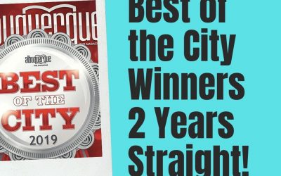 Best of the City Winners Two Years Straight For Green Living Services!