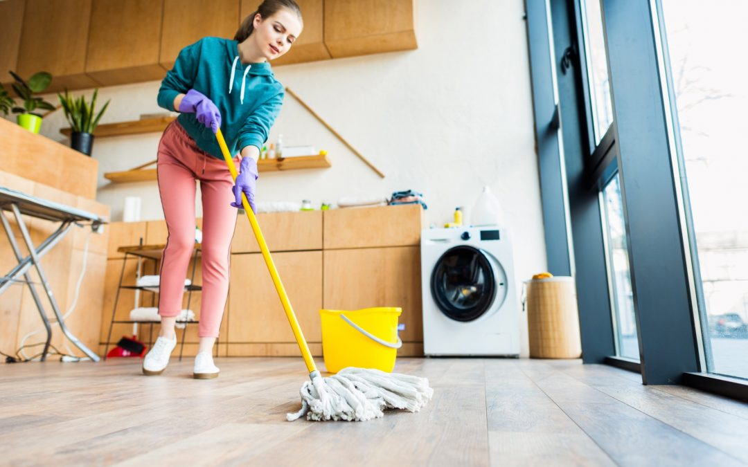 Why Do You Clean Your Home?