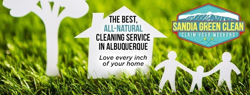 10 REASONS SANDIA GREEN CLEAN IS DIFFERENT