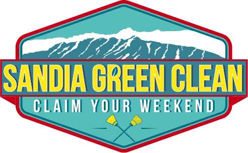 Sandia Green Clean Logo