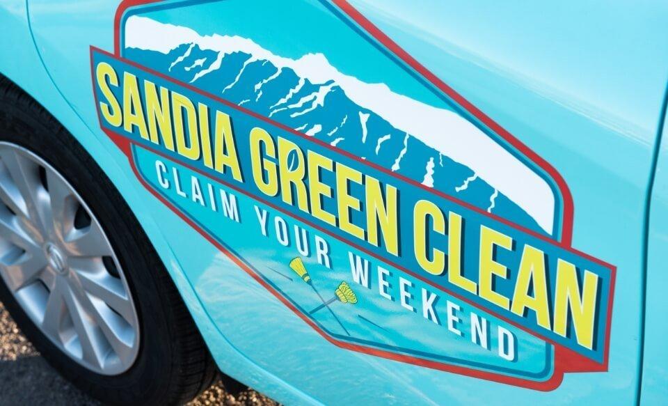 Sandia Green Clean