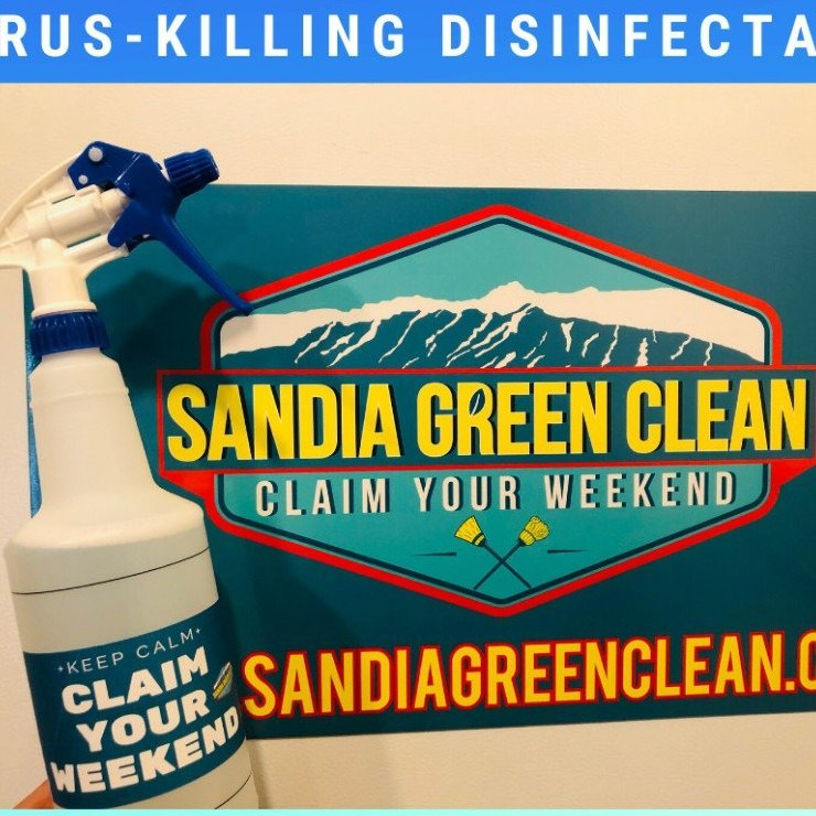 Sandia Green Clean - Stay In Touch