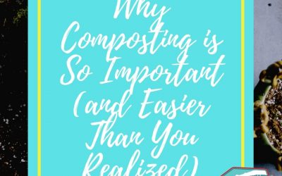 Why Composting is So Important (and Easier Than You Realized)