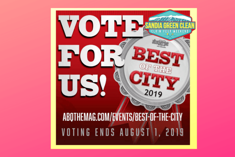 ABQ Best of the City VOTE NOW Final Hours