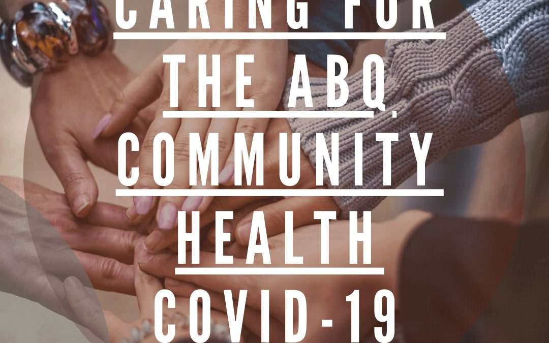 Coronavirus Cleaning Albuquerque Caring for the ABQ Community Disinfecting During COVID-19