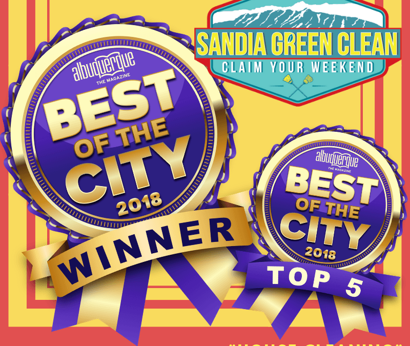 Best of the City Winners: Thank YOU!