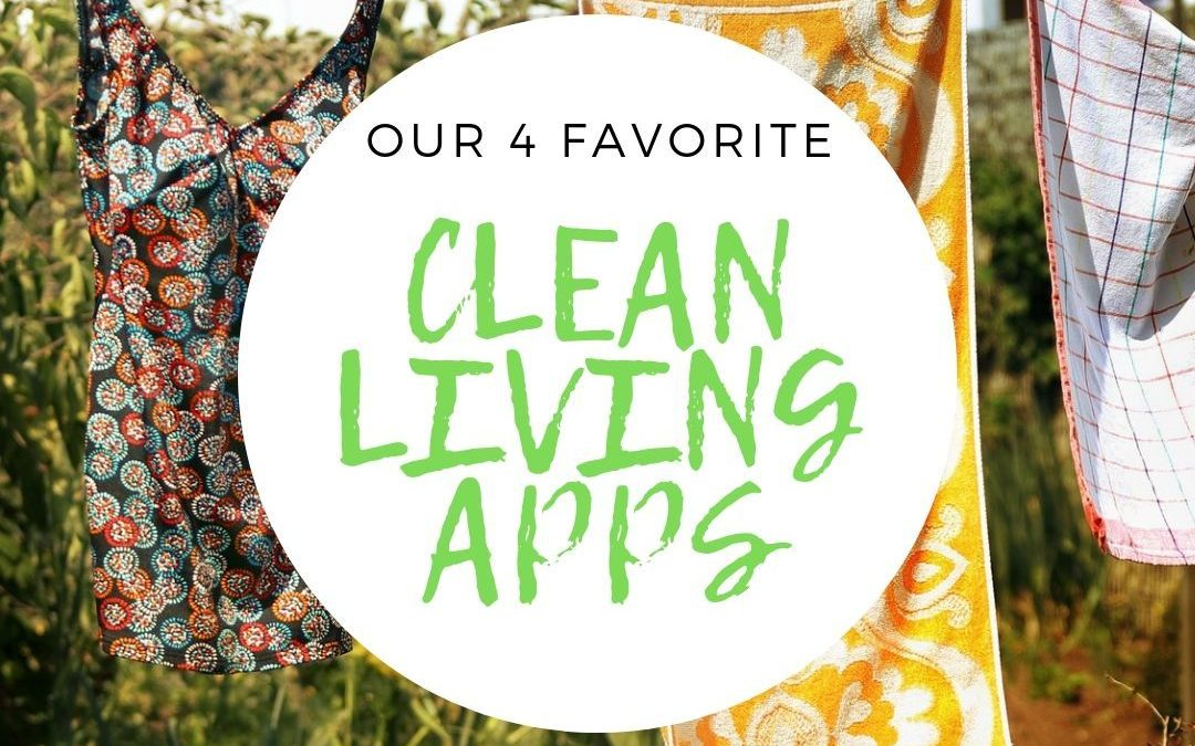 House Cleaning Hacks: 4 Clean Living Apps You Should Download Today