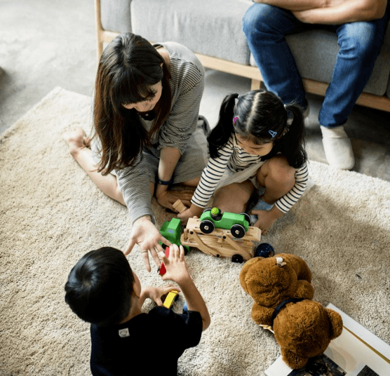 How to Keep Your House Show-Ready When You Have Kids