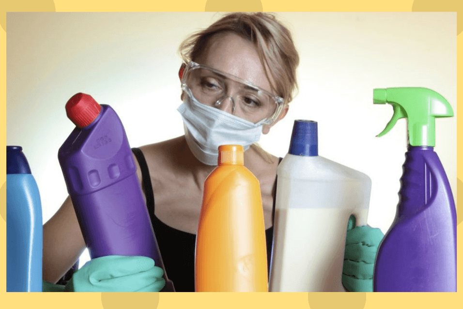 House Cleaning Tips: The 7 Chemicals You Need to Remove from Your Home Today